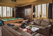 Spend some family time together in the ground-floor games room