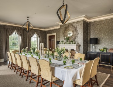 Hire a grand country manor house in Surrey near the South Downs