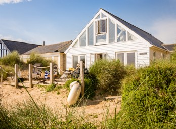 Barefoot Beach House, Camber Sands, East Sussex, UK