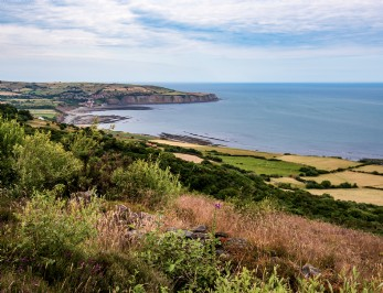 Bay View luxury self-catering cottage near Whitby