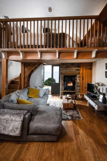 Luxury coastal self-catering cottage near Whitby