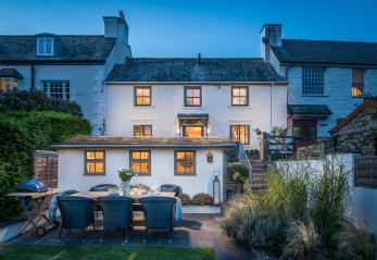 luxury self-catering in Newton Ferrers