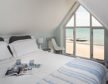 Self catering luxury beach house Whitstable