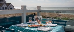 Luxury family beach house in Whitstable