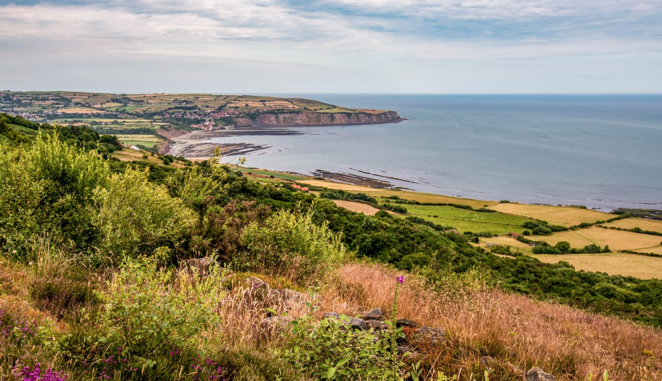 North Yorkshire Luxury Coastal Cottage in Robin Hoods Bay