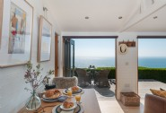 Breathtaking views out to sea from Breakers