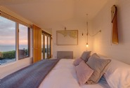 Wake up to panoramic views of Whitsand Bay