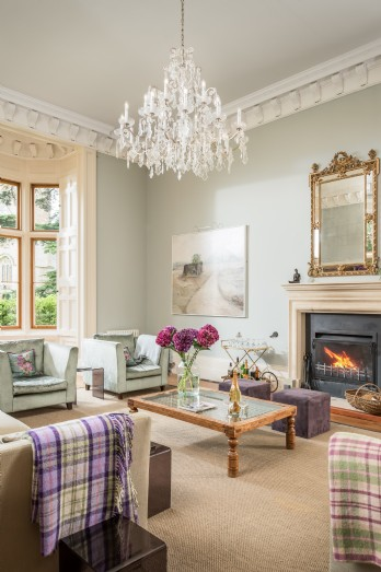 Luxury self-catering country house in Dorset