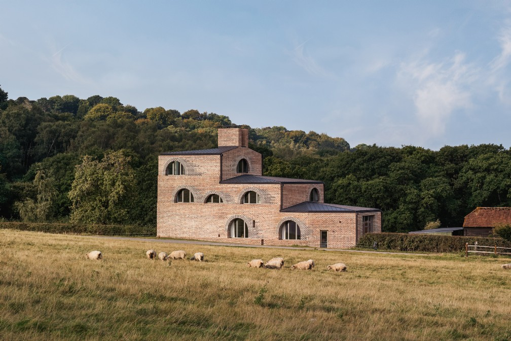 Modern Architect´s Self-Catering Country House | Petworth, Sussex