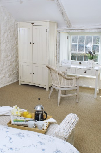 Luxury self catering farmhouse Lizard Peninsula