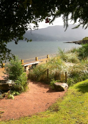 luxury self-catering Cottage Scotland