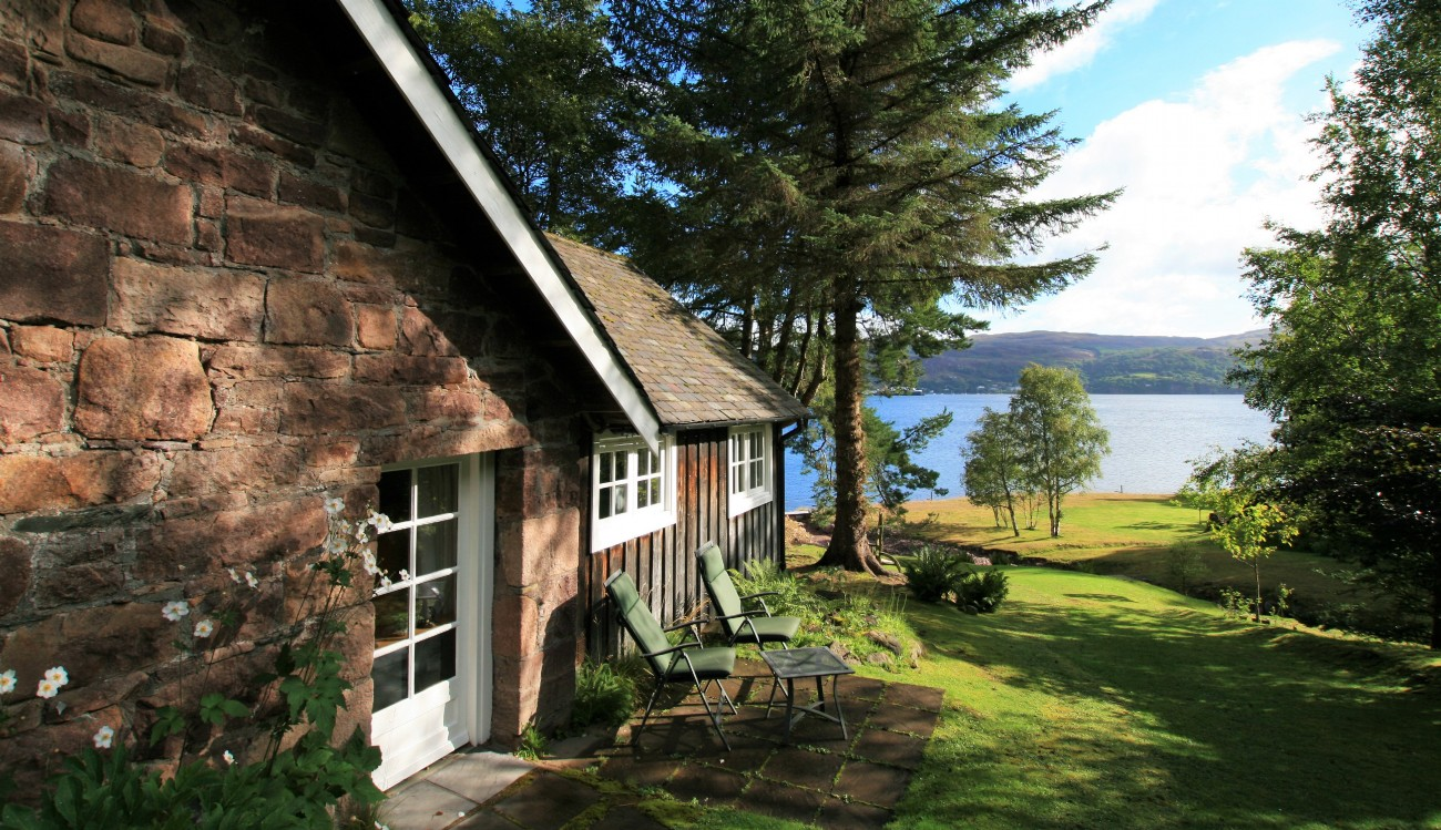 Castaway | Luxury Self-catering Cottage | Ullapool, Scottish Highlands
