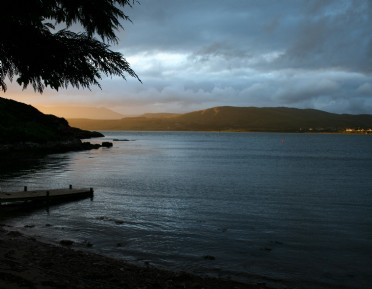 luxury self-catering cottage Ullapool, Scotland