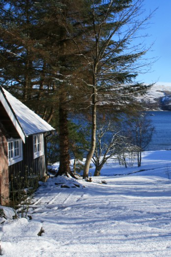 self-catering cottage Ullapool, Scotland