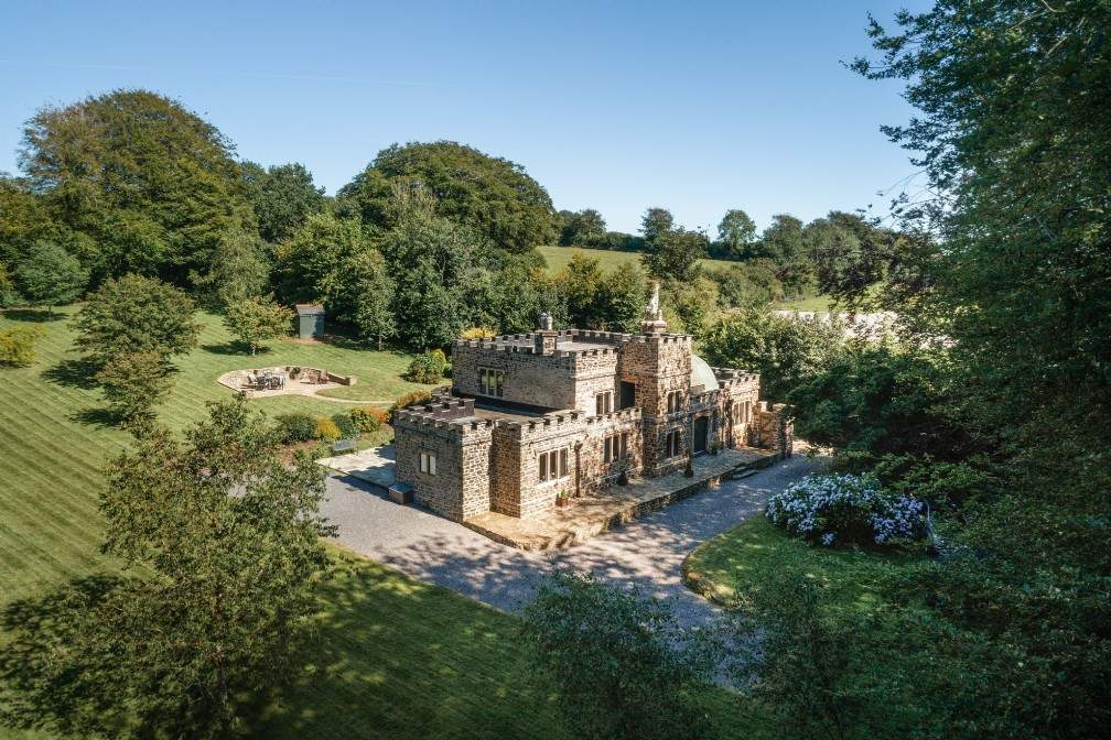 Castle on the Well | Unique Luxury Self-Catering in North Devon