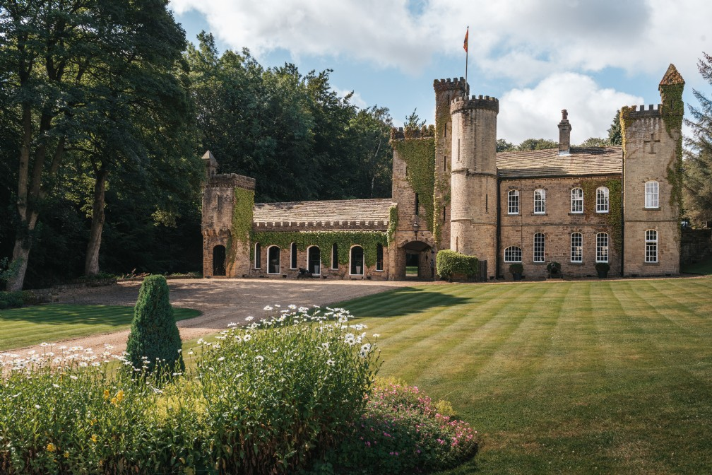 Castle Trinity | Luxury Self-Catering Castle | Holywell Green, Yorkshire
