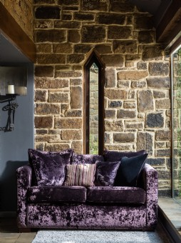 Luxury large castle for hire in Yorkshire, near The Peak District