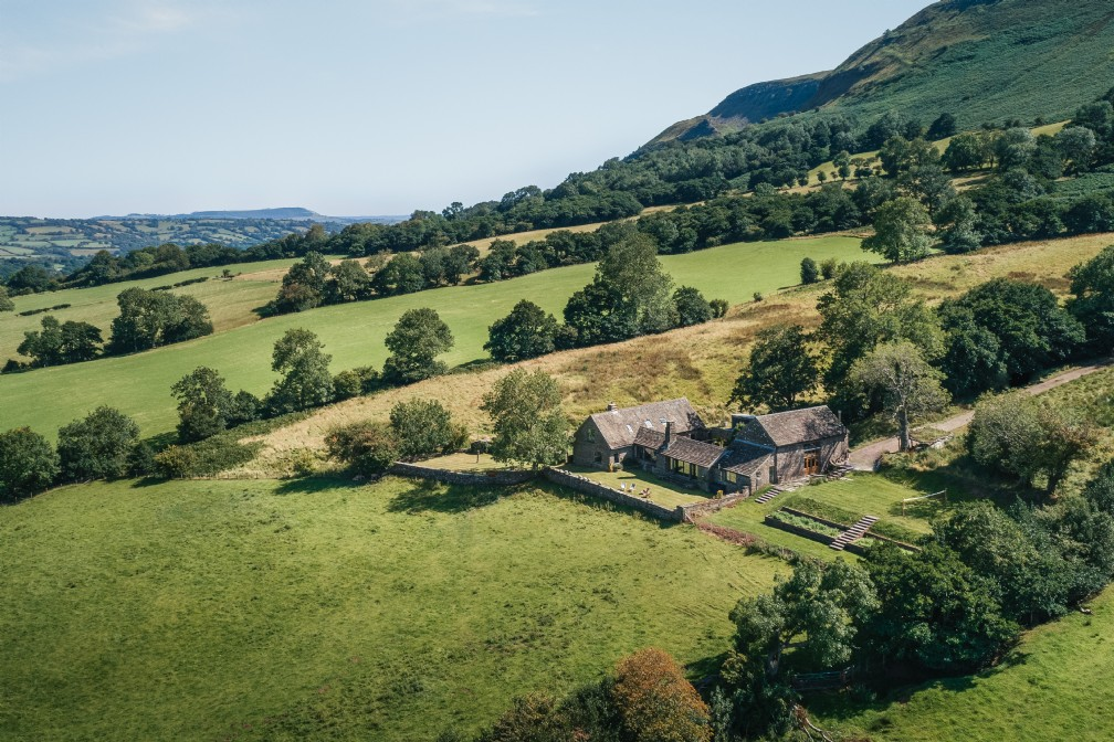 Charity | Luxury Self-Catering Farmhouse | Black Mountains