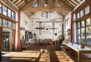 Modern-rustic interiors at their best
