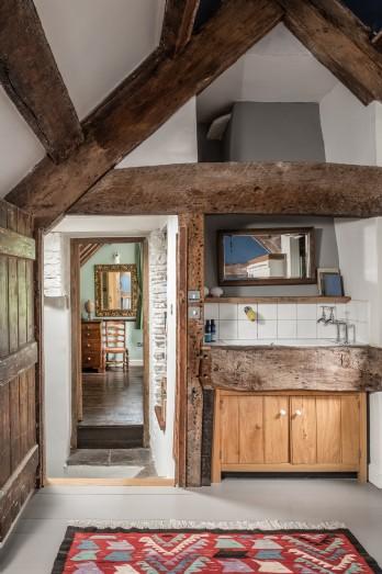 Rough-luxe holiday home near the Brecon Beacons