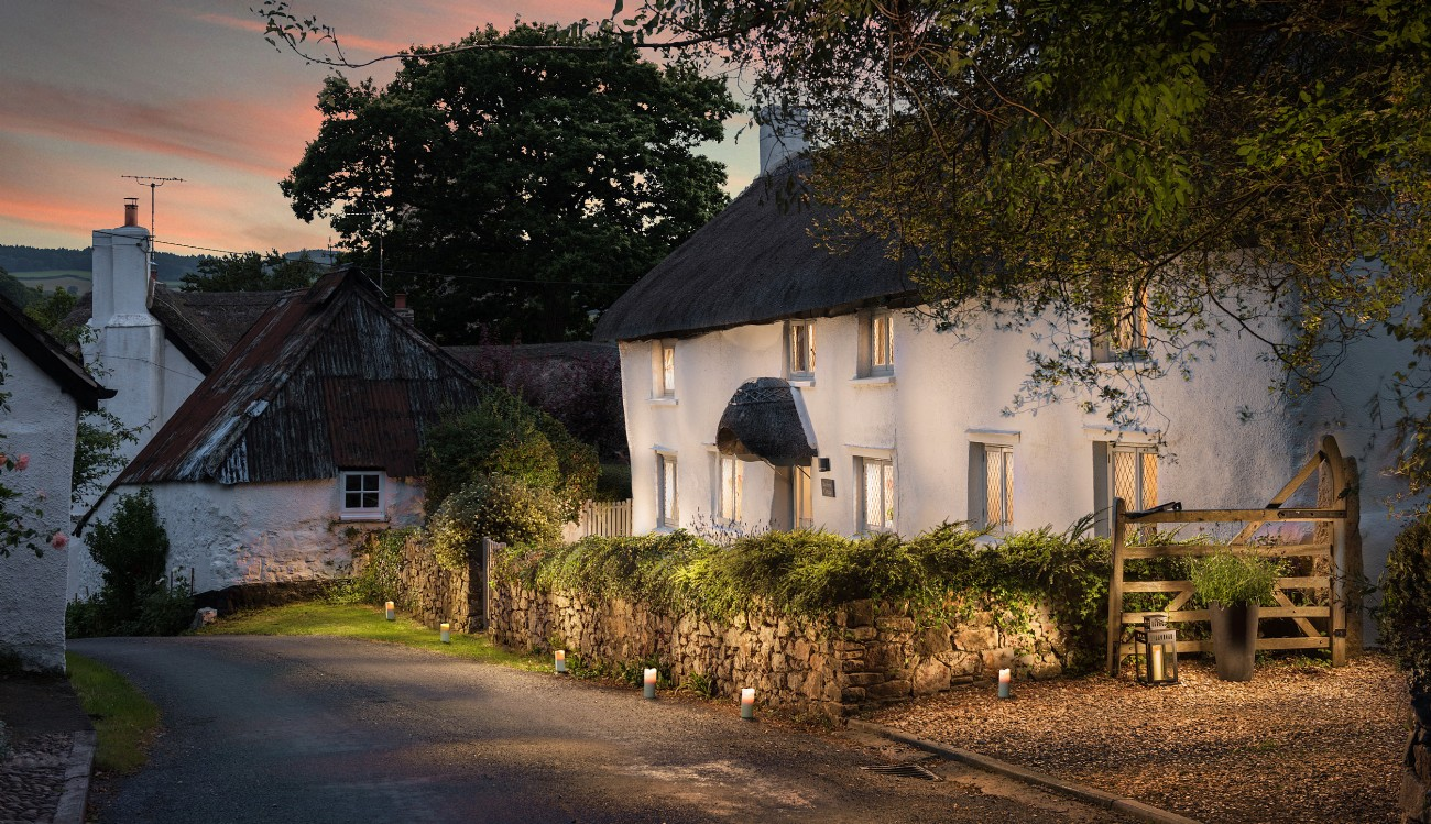 Higher Ashton Self-catering Luxury Cottage in Devon