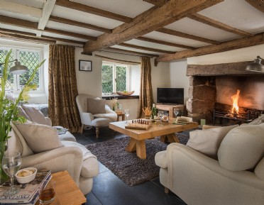 Cinnamon Cottage self-catering cottage, Higher Ashton, Devon