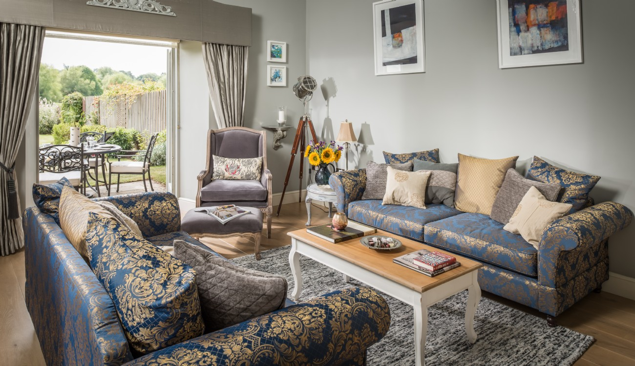 Luxury self-catering cottage near the Cotswolds