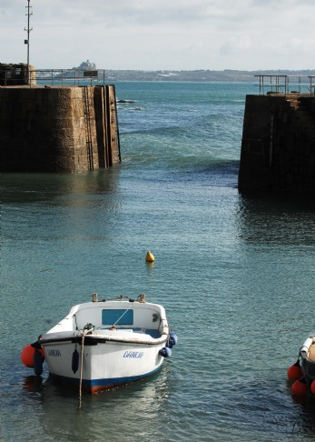 Boutique self-catering fisherman´s cottage in Mousehole