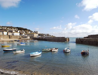 Luxury self-catering fisherman´s cottage in Mousehole