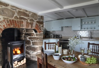 Luxury self-catering cottage in Mousehole
