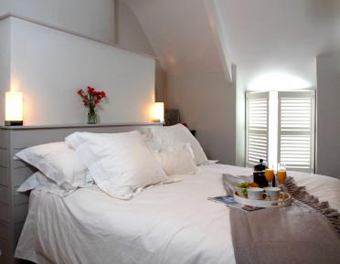 Boutique luxury holiday cottage Mousehole