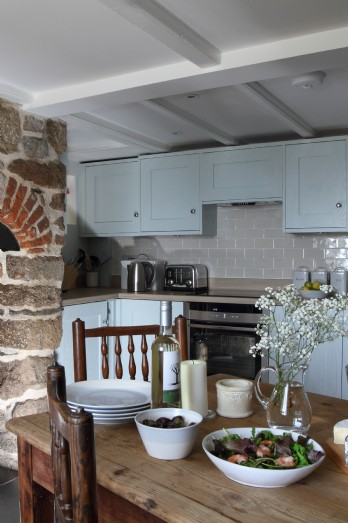 Boutique luxury self-catering cottage Mousehole