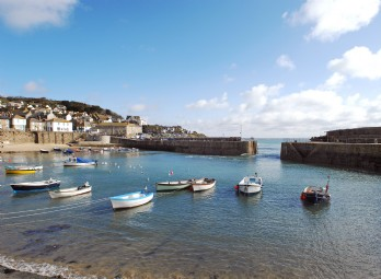 Crabber´s Nip, Mousehole, Cornwall, UK