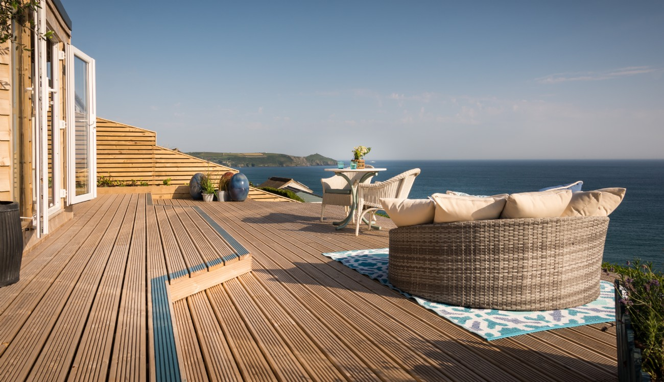 Daydreamer | Luxury Clifftop Retreat | Whitsand Bay, Cornwall