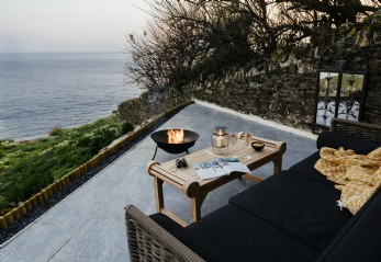Luxury self-catering beach house in Porthleven Cornwall