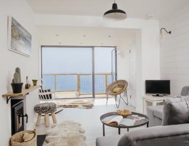 Luxury beach house in west Cornwall