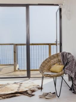 Luxury self-catering beach retreat