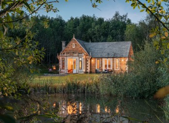 Dragonwood Boat House, Oakham, Rutland, UK