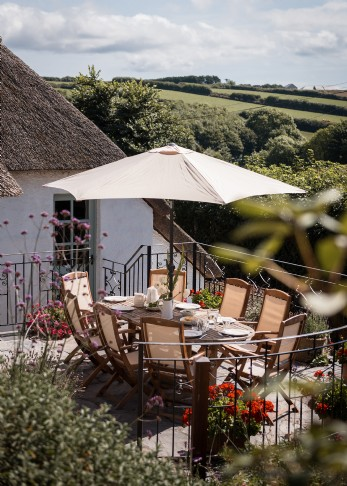 Luxury dog-friendly cottage near Salcombe and Kingsbridge in Devon