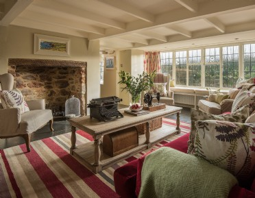 South Hams self-catering holiday home with hot tub in Devon