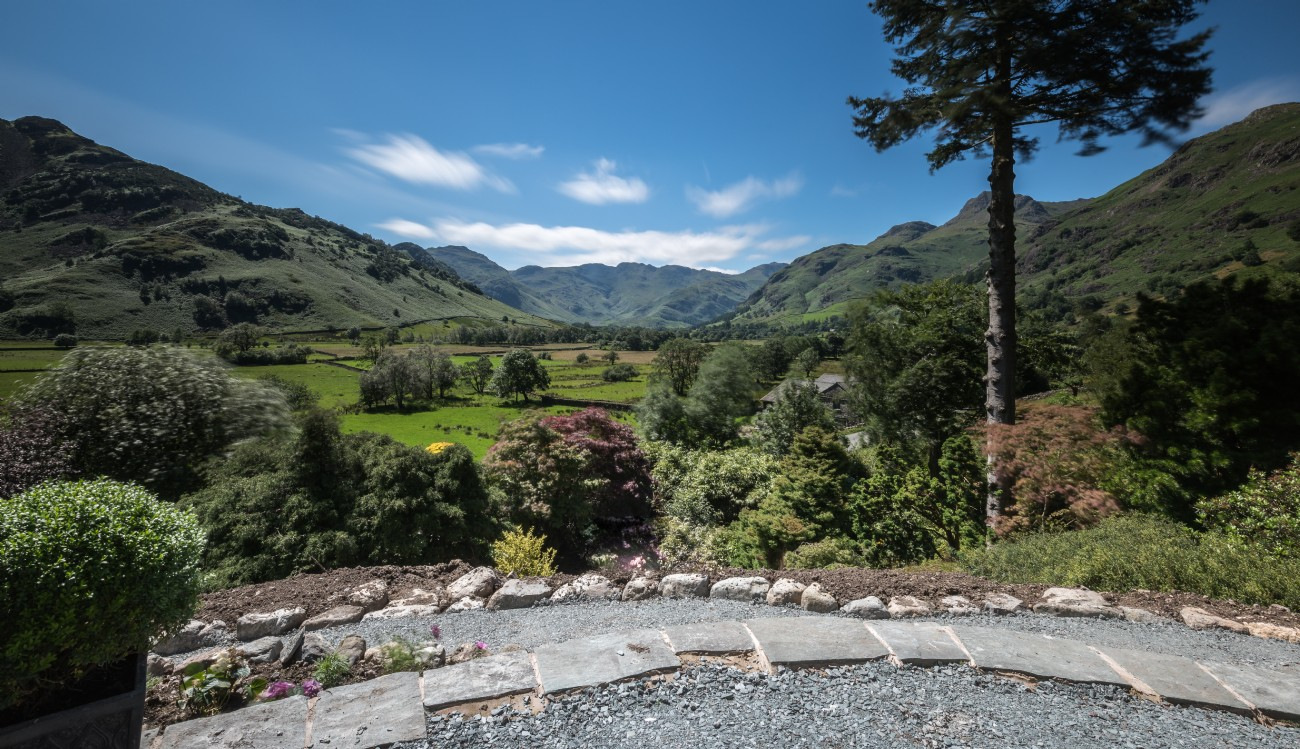 Lake District large luxury self-catering holiday home in Ambleside