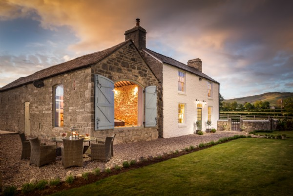 Risultati immagini per eirianfa ruthin welsh luxury cottages unique home stays