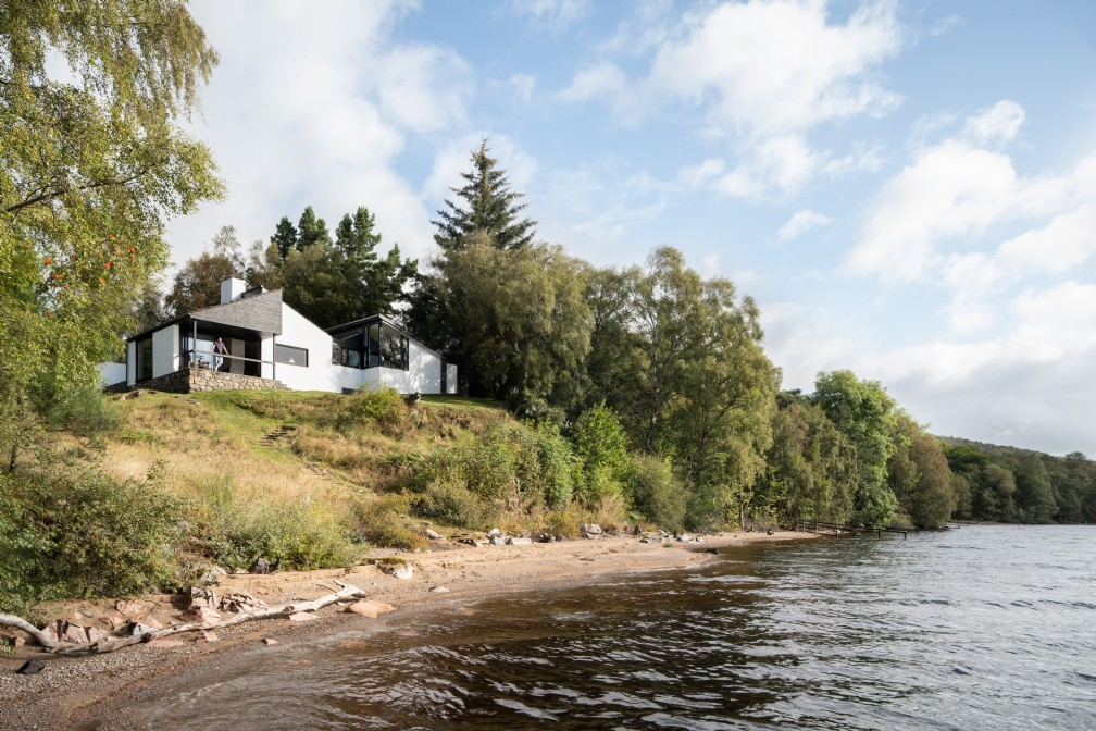 Elemental | Luxury Self-Catering Cottage | Loch Rannoch, Scotland