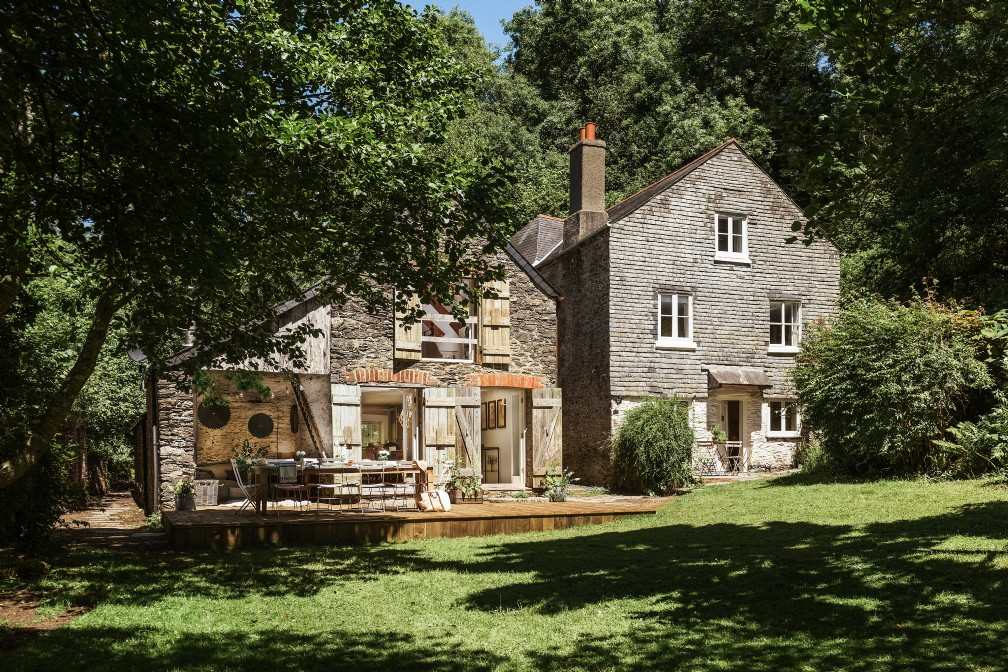 Ellesmera Mill | Luxury Self-Catering Millhouse | Dartmouth, Devon