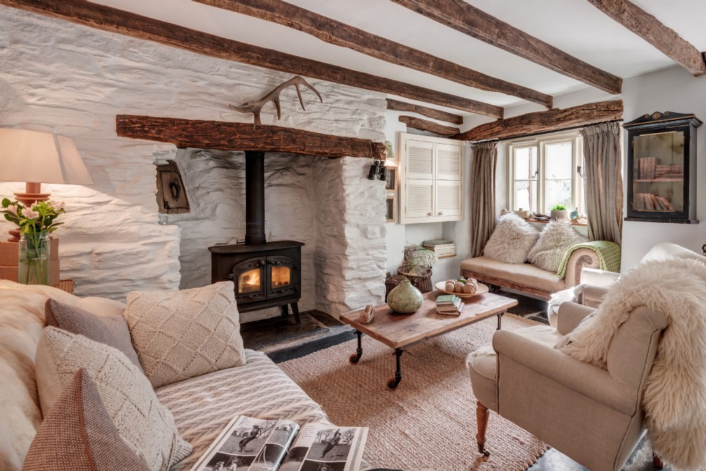 Elysian | Luxury Self-Catering Cottage | Rilla Mill, Bodmin Moor