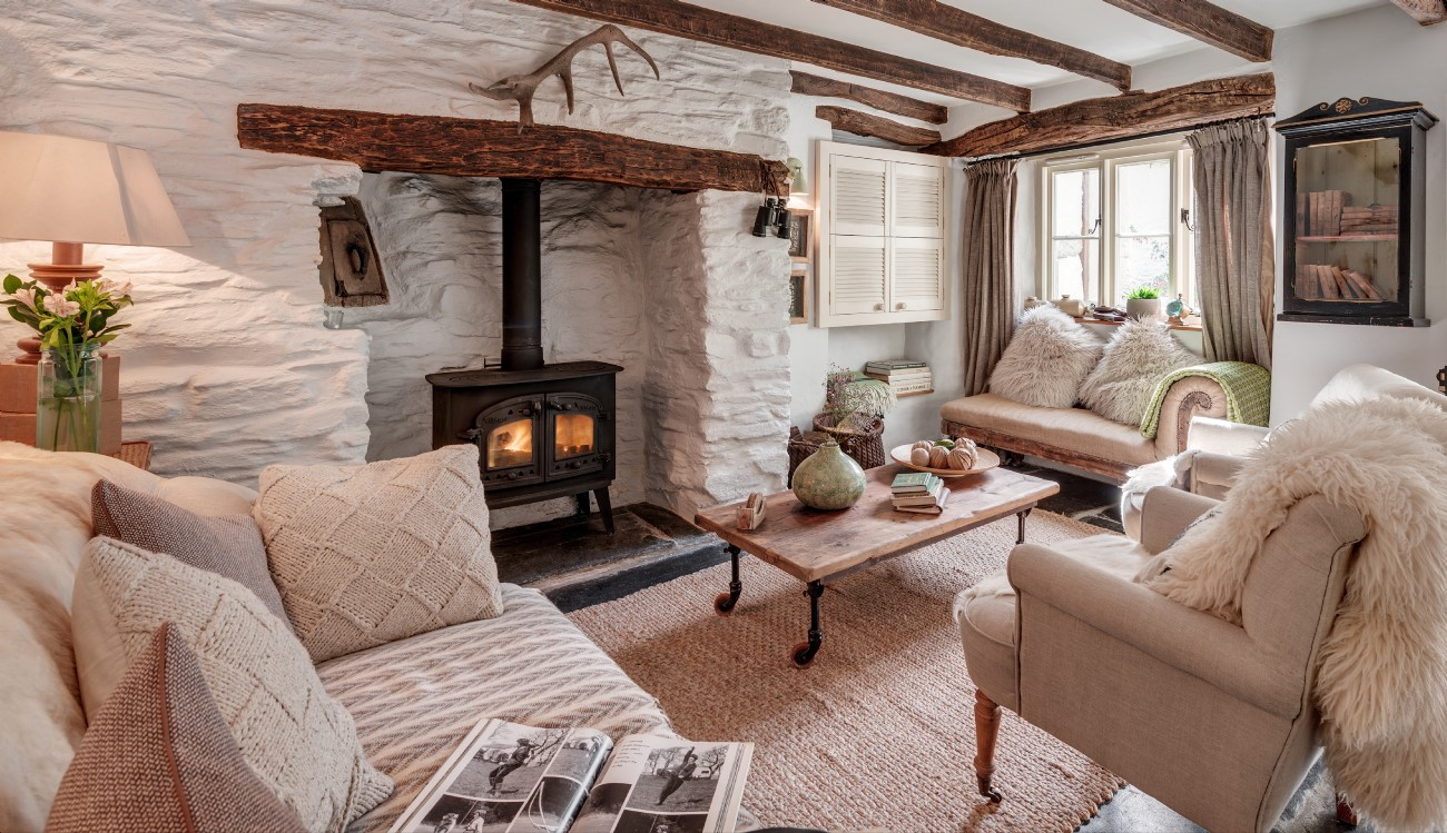 Cornwall Dog Friendly Luxury Moorland Cottage Bodmin Moor