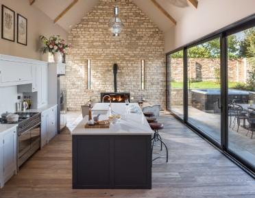 Luxury self-catering Cheltenham