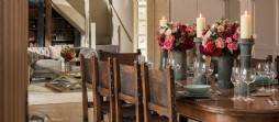 Large self-catering house in the Cotswolds