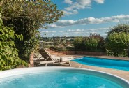 Days are best spent poolside at this self-catering home