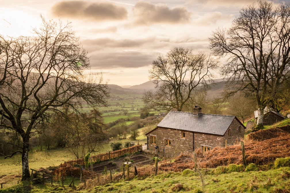 Faraway House   Luxury Self-Catering   Crickhowell, Brecon Beacons
